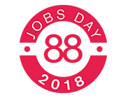88JOBS DAY logo